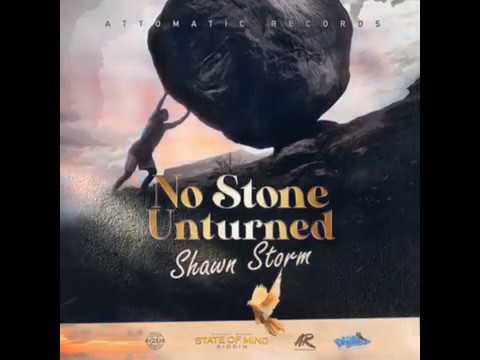 Shawn Storm - No Stone Unturned