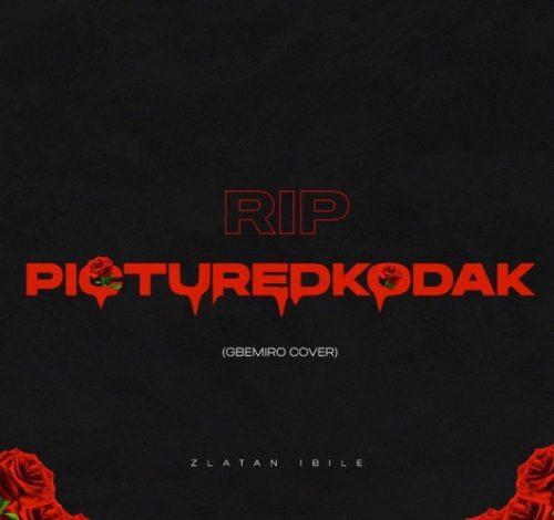 Photo of Zlatan – Picture Kodak Tribute (Gbemiro Cover)