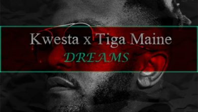 Photo of Kwesta – Dreams ft. Tiga Maine