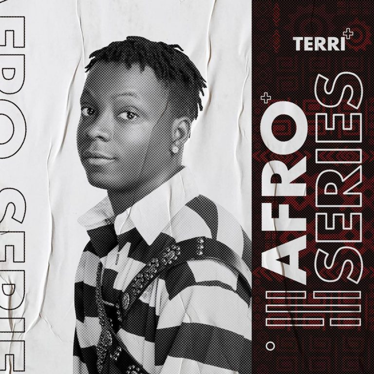 terri Afro Series EP