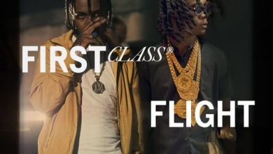 Jahvillani Ft Prince Swanny - First Class Flight (Prod. By Jonny Blaze)