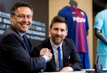 Messi signs new contract with FC Barcelona