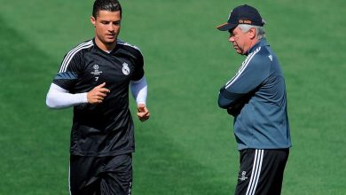 "Photo of ""I'd Like to Coach Messi to Compare Him to Cristiano"" – Ancelotti"