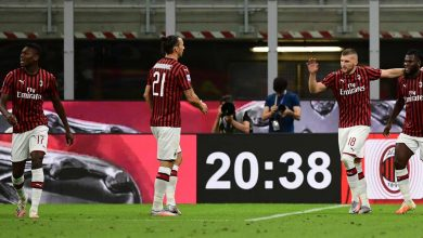 Photo of AC Milan Eye Euro Return after Holding Napoli