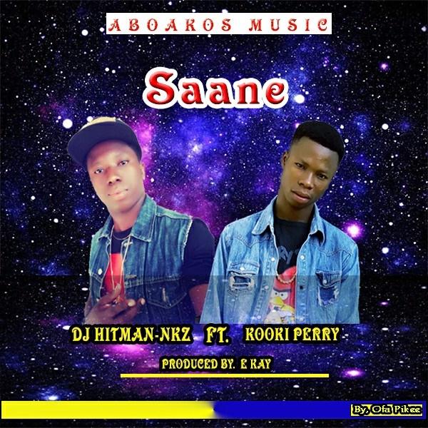 DJ Hitman x Kooki Perry - Saane