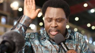 Photo of I Am Ready To Pray, Heal COVID-19 Patients – T.B Joshua