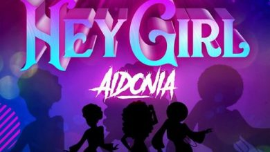 Aidonia - Hey Girl