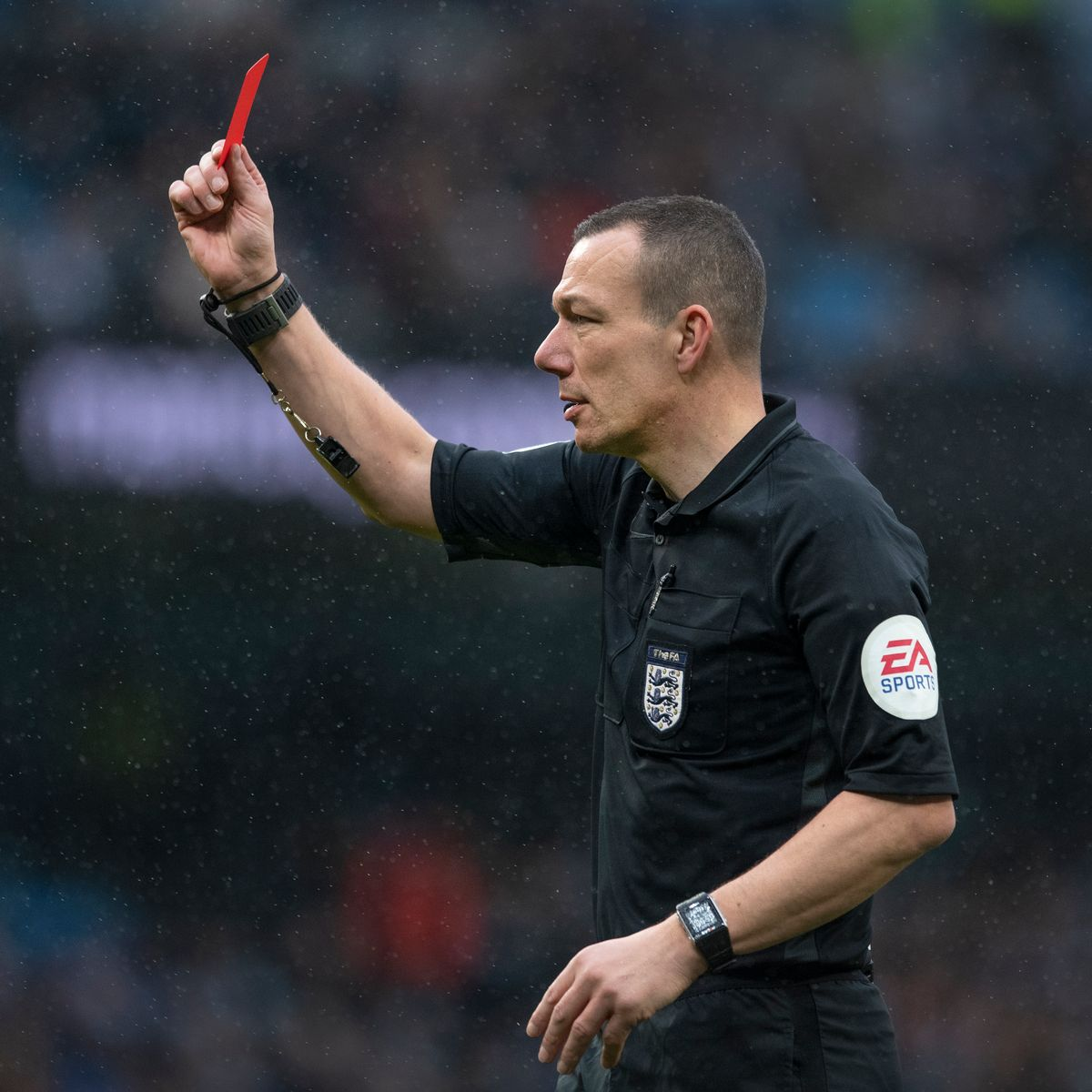 FA issues new rules including Red Cards for Deliberate Coughing amid Pandemic