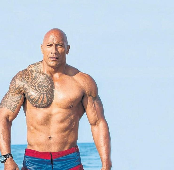 Dwayne Johnson Tops Forbes 2020 List of Highest-Paid Actors