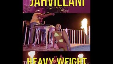 Jahvillani - Heavy Weight