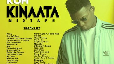 Photo of Kofi Kinaata Mixtape Hosted By Dj Panya