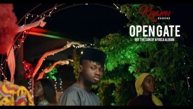 Photo of Kuami Eugene – Open Gate (Prod. By WillisBeatz)
