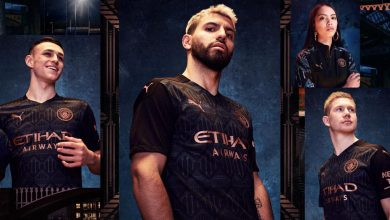 Manchester City Surprise with 2020-21 Away Kit (Photos)