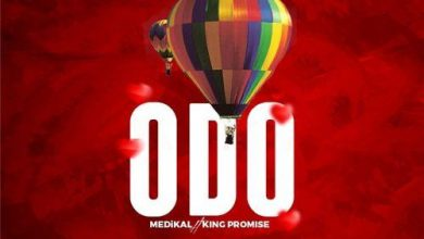 Photo of Medikal Ft King Promise – Odo (Prod. By MOG Beatz)