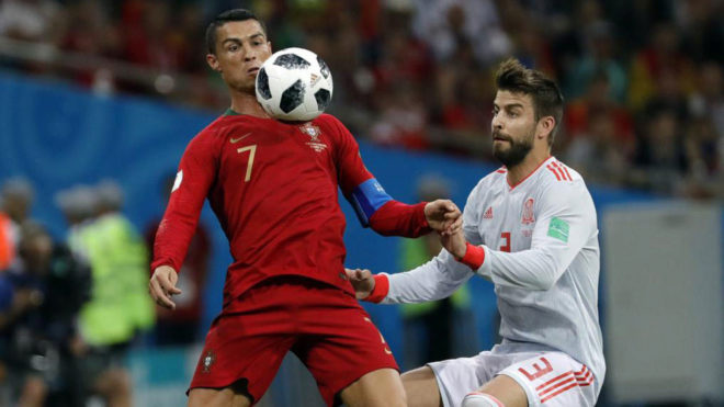 Portugal And Spain Will Meet In A Frie