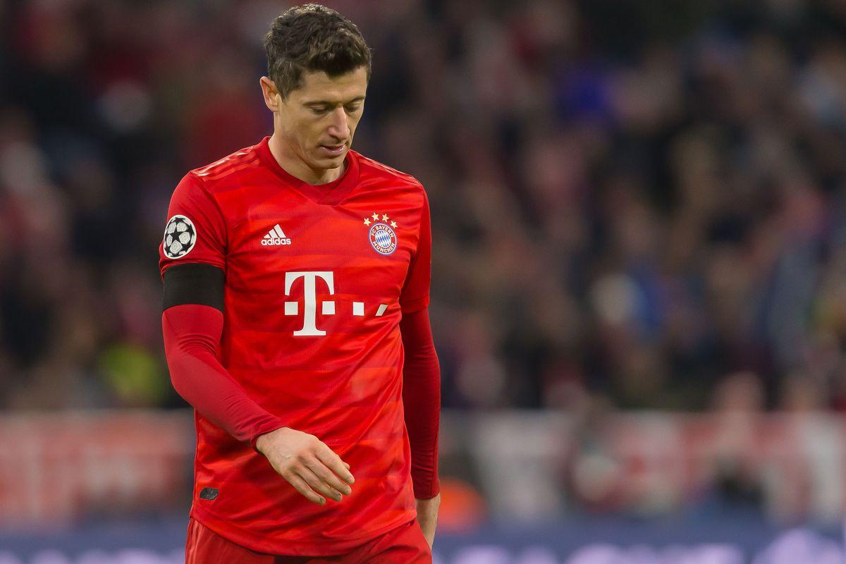 Lewandowski Wins German Player Of The Year Award
