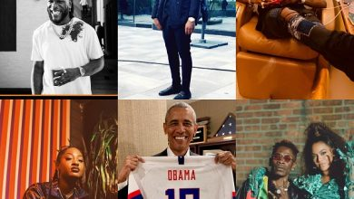 Shatta Wale Wizkid Davido Burna Boy Tems Make Barack Obama's 2020 Summer Playlist