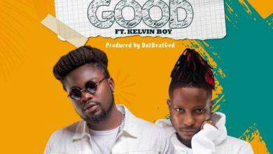 Wutah Kobby Ft Kelvyn Boy - So far So Good (Prod. By DatBeatgod)