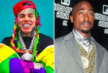 6ix9ine Says There is No Difference Between Him and Tupac