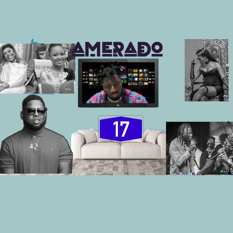 Amerado Ft Clemento Suarez x Teacher Kwadwo - Yeete Nsem Episode 17