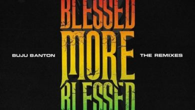 Photo of Buju Banton Ft Patoranking – Blessed (Remix) (Prod By Dave Kelly)