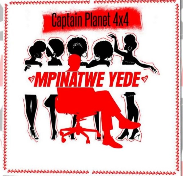 Captain Planet (4×4) Mpinatwe Yede