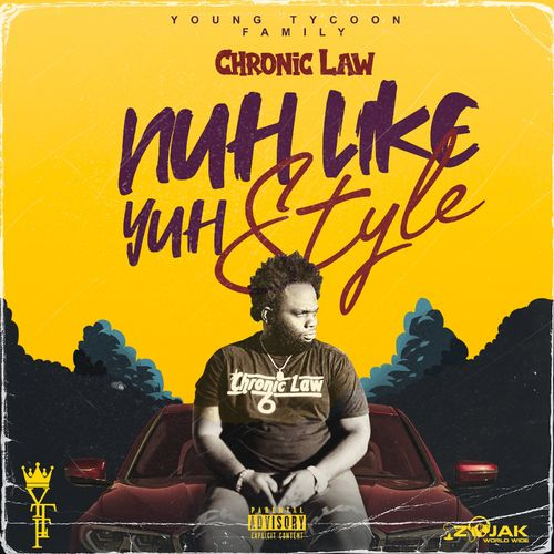 Photo of Chronic Law – Nuh Like Yuh Style (Prod By Young Tycoon)