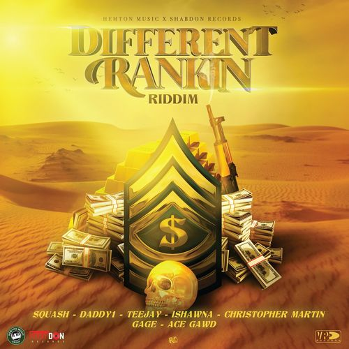 Different Rankin Riddim