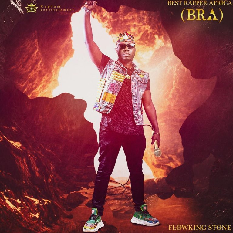 Flowking Stone Best Rapper Africa BRA