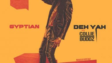 Gyptian Ft Collie Buddz x Ricky Blaze - Deh Yah