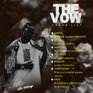 Lofty FullPage - The Vow Ep