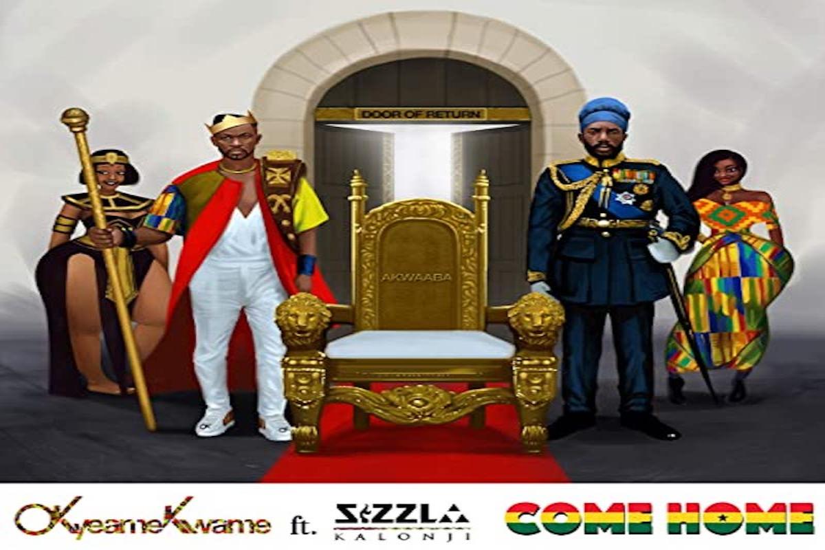 Okyeame Kwame Ft Sizzla Kalonji - Come Home