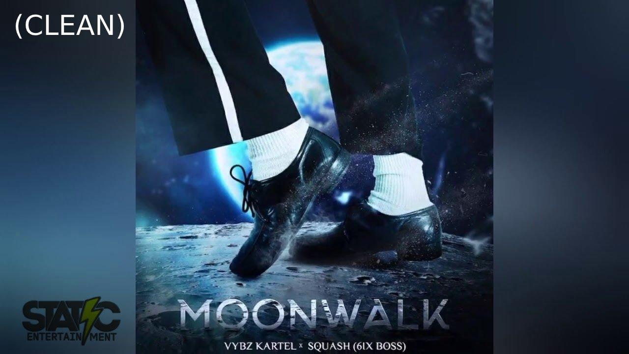 Vybz Kartel x Squash - Moon Walk