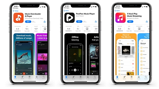 Apple Sued in Russia Over Music Piracy Apps