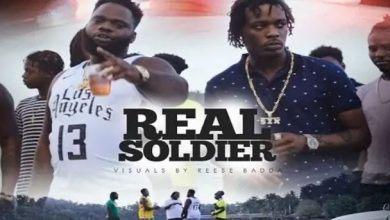 Photo of Chronic Law – Real Soldier Ft Big Voice (Prod By Archaz Records)