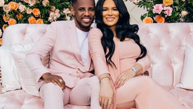 Photo of Fabolous and Emily B Welcome Newborn Baby Girl