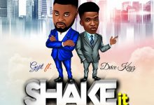 Photo of Gojit Ft. Dvice Keyz – Shake It (Prod By KP Beatz)