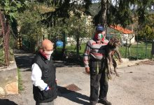 Photo of Italian Town with Just two Residents and They Still Insist On Wearing Masks
