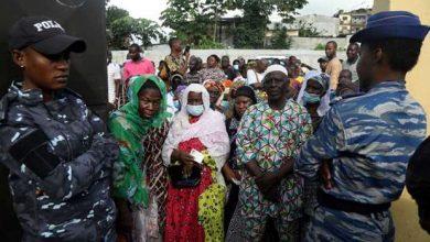 Ivorians vote in tense Presidential Election