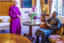 Photo of You must Protect Lives of Protesters – Archbishop to Buhari