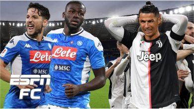 Napoli VRS Juventus