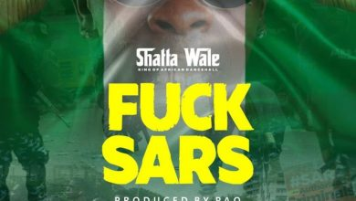 Photo of Shatta Wale – Fvck Sars (Prod By Paq)