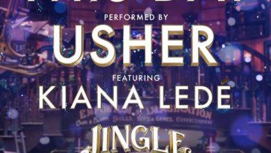 Usher Ft Kiana Lede This Day