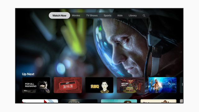 Apple TV app arrives on PS4 and PS5