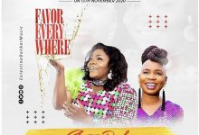 Celestine Donkor Ft Evelyn Wanjiru Favor Everywhere