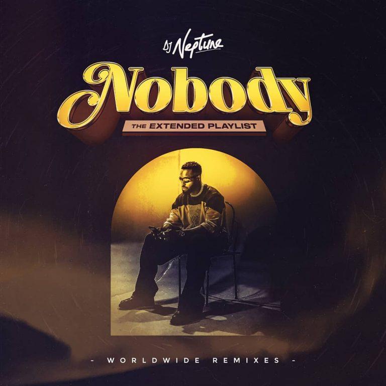 DJ Neptune Nobody 'Dancehall Remix' Ft J.Derobie x Konshens x Joeboy mp3