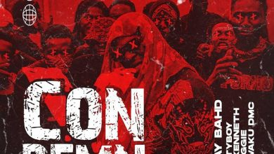Jay Bahd – Condemn Ft Cityboy, O'Kenneth, Reggie, & Kwaku DMC