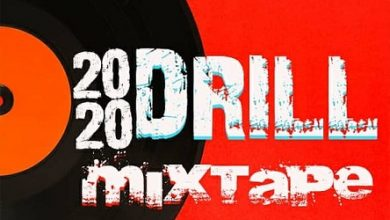 2020 Drill Mixtape Hosted by DJ Sticker