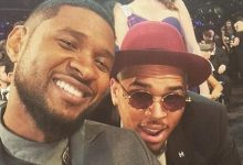 Chris Brown Reveals Usher's Christmas Gift To Him