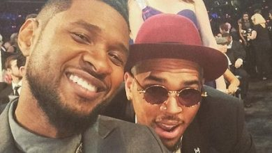 Chris Brown Reveals Usher's Christmas Gift To Him